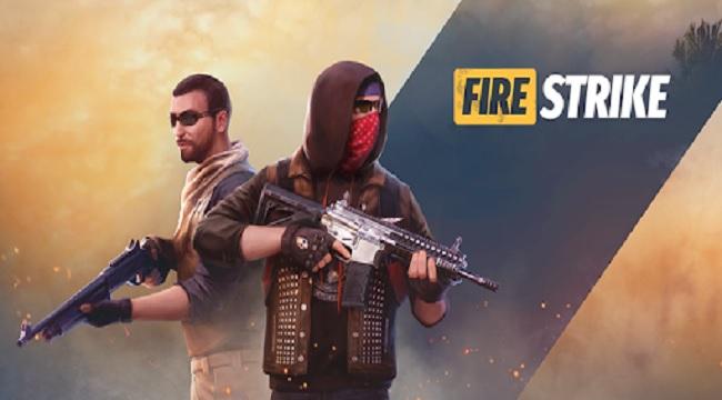 Fire Strike – Game bắn súng FPS đồ họa cực đẹp và đa dạng chế độ chơi