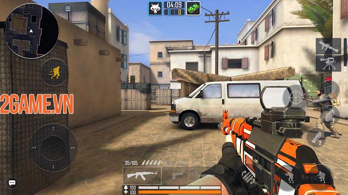 Fire Strike - Game bắn súng FPS đồ họa cực đẹp và đa dạng chế độ chơi 0