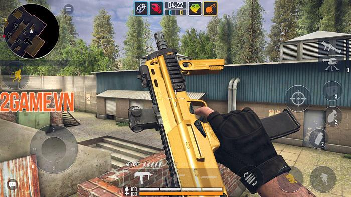 Fire Strike - Game bắn súng FPS đồ họa cực đẹp và đa dạng chế độ chơi 1
