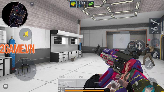 Fire Strike - Game bắn súng FPS đồ họa cực đẹp và đa dạng chế độ chơi 4