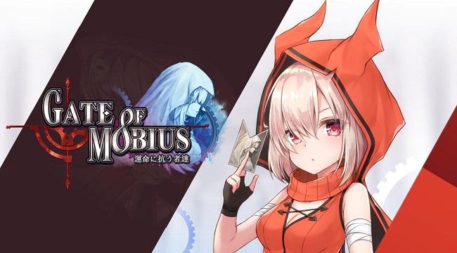 Cực phẩm nhập vai – hành động Gate Of Mobius sẽ ra mắt vào tháng 11