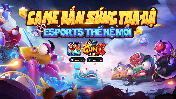 GunX: Fire tung link tải sớm ấn định ra mắt chính thức ngày 29/9 2