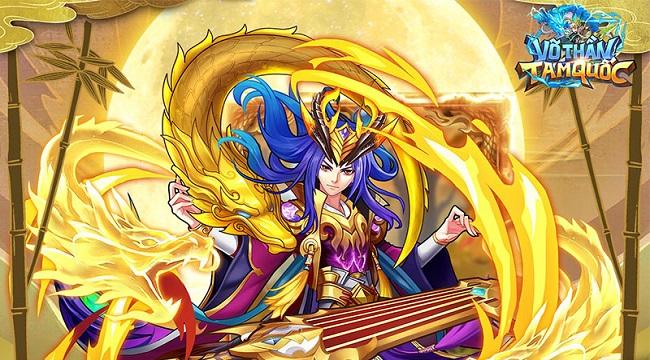Võ Thần Tam Quốc lộ diện Tam Đại Hoàng Đế mạnh nhất cuộc chiến Thần Tướng Giá Lâm