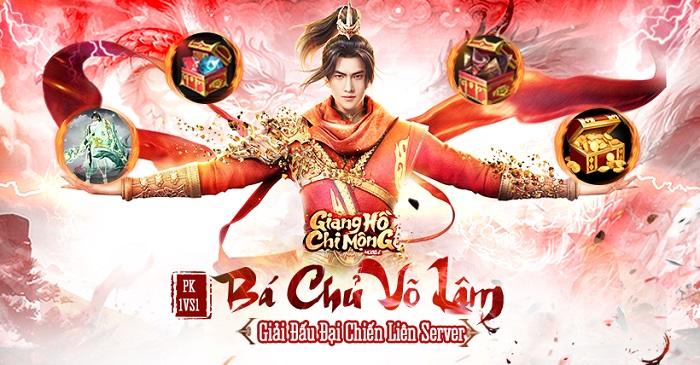 Tặng 500 giftcode nhân Big Update Giang Hồ Chi Mộng 3
