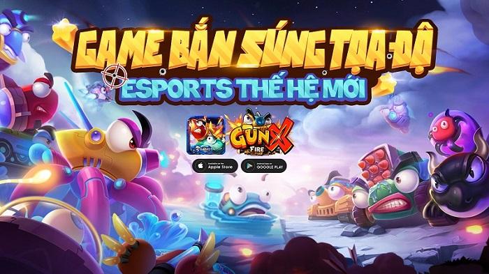 Tặng 500 giftcode game GunX: Fire mừng chính thức ra mắt 2