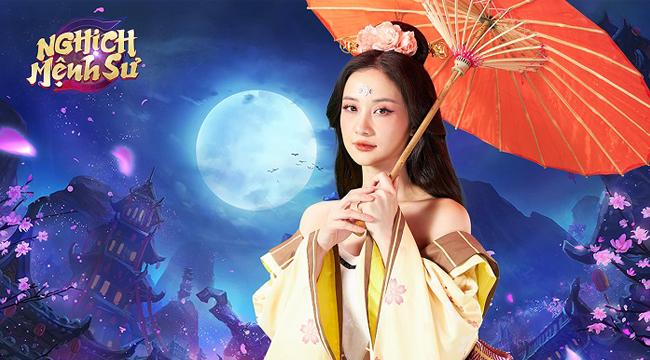 Nghịch Mệnh Sư chơi lớn mời hẳn 'nữ thần' Jun Vũ thành Người Đẹp Đồng Hành