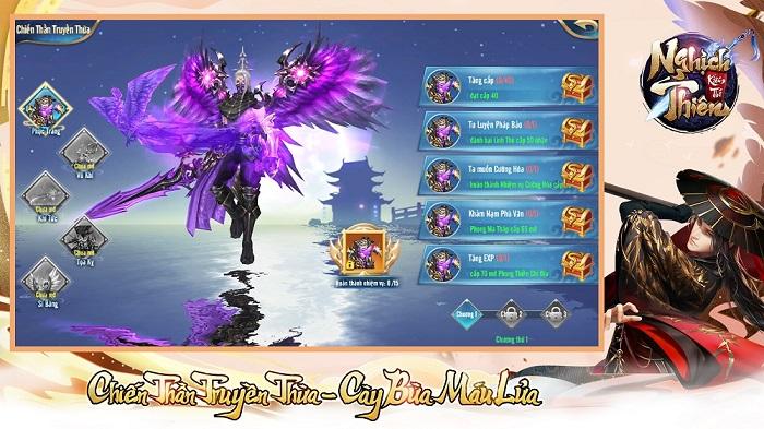 VTC mở đăng kí tải trước cho game mới Nghịch Thiên Kiếm Thế 2