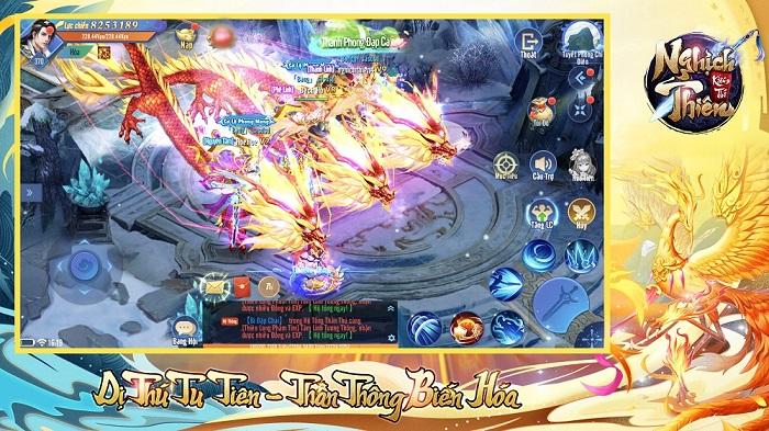 VTC mở đăng kí tải trước cho game mới Nghịch Thiên Kiếm Thế 3