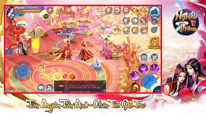 VTC mở đăng kí tải trước cho game mới Nghịch Thiên Kiếm Thế 5