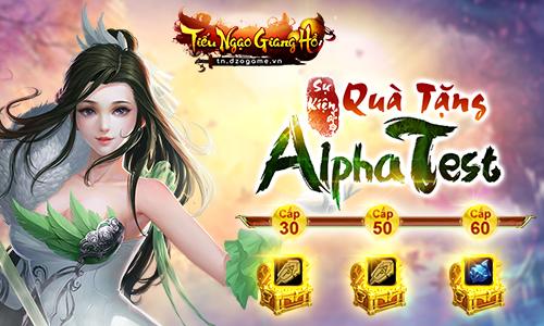 Tiếu Ngạo Giang Hồ mở Alpha Test với nhiều sự kiện hấp dẫn 1