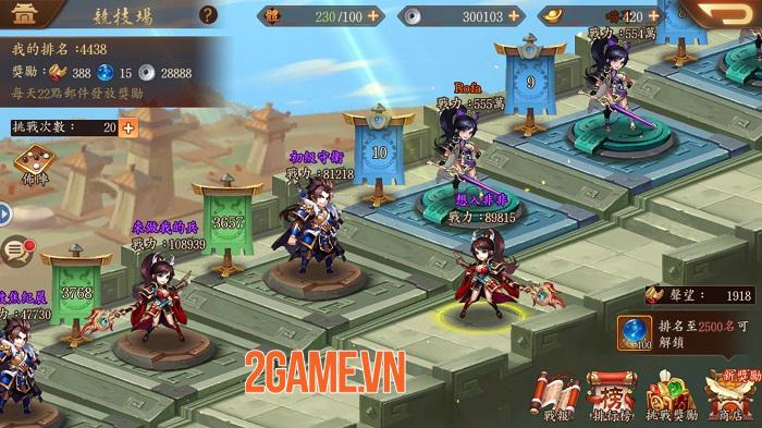 Game đấu tướng Thiếu Niên 3Q nức tiếng một thời cập bến làng game Việt 6
