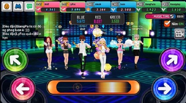 Siêu phẩm game nhảy chính chủ Audition X chính thức ra mắt ngay hôm nay