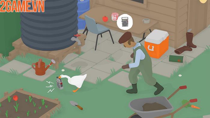 Untitled Goose Game - Tựa game siêu cấp tấu hài nhưng lại cực hấp dẫn 0