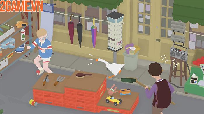 Untitled Goose Game - Tựa game siêu cấp tấu hài nhưng lại cực hấp dẫn 1