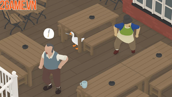 Untitled Goose Game - Tựa game siêu cấp tấu hài nhưng lại cực hấp dẫn 4