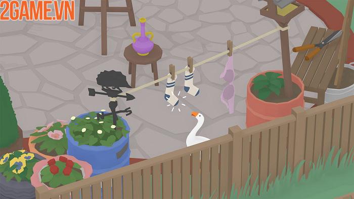 Untitled Goose Game - Tựa game siêu cấp tấu hài nhưng lại cực hấp dẫn 6