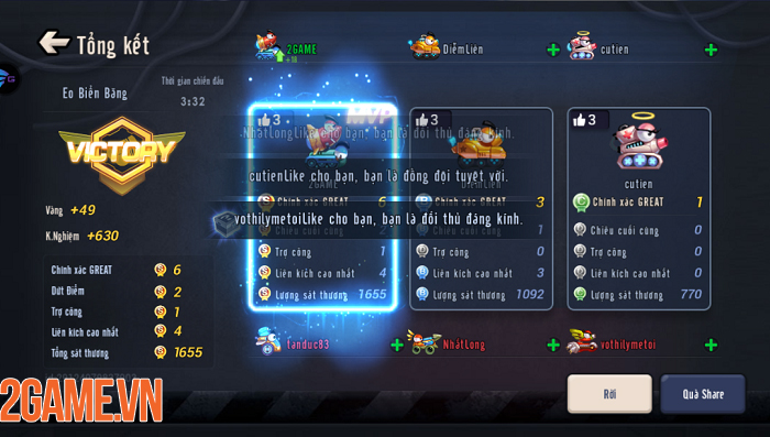 Bắn súng tọa độ và tác chiến cực căng cùng đồng đội trong GunX: Fire 3