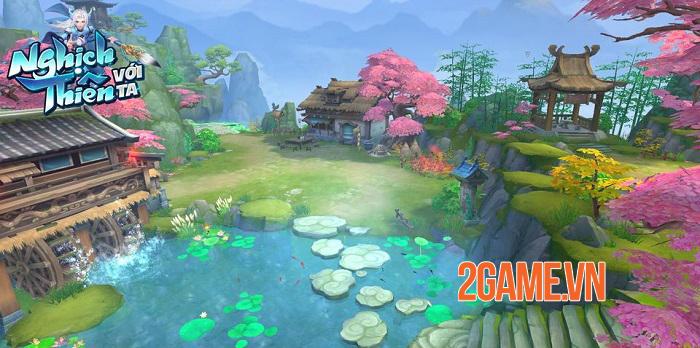 Game PK giải trí đỉnh nhất 2020 Nghịch Thiên Với Ta sắp ra mắt làng game Việt 1