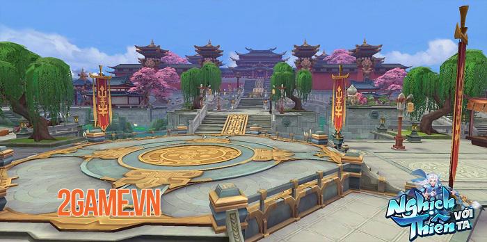 Game PK giải trí đỉnh nhất 2020 Nghịch Thiên Với Ta sắp ra mắt làng game Việt 2