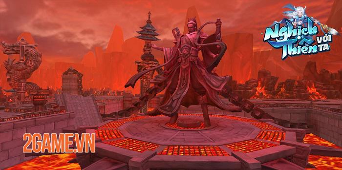 Game PK giải trí đỉnh nhất 2020 Nghịch Thiên Với Ta sắp ra mắt làng game Việt 5