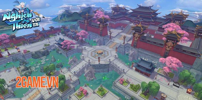 Game PK giải trí đỉnh nhất 2020 Nghịch Thiên Với Ta sắp ra mắt làng game Việt 3