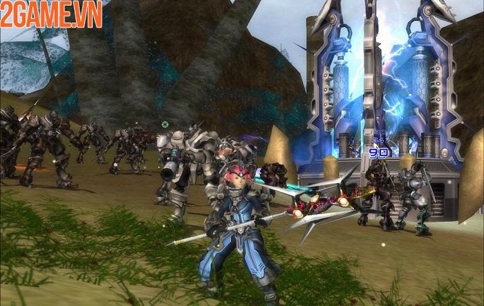 Netmarble mua lại và phát hành bản mobile tựa game nhập vai RF Online 3