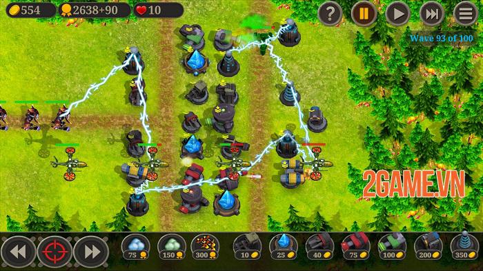 Tam Anh Thủ Thành - Game Tower Defense 3Q độc lạ giữa rừng game Việt 1