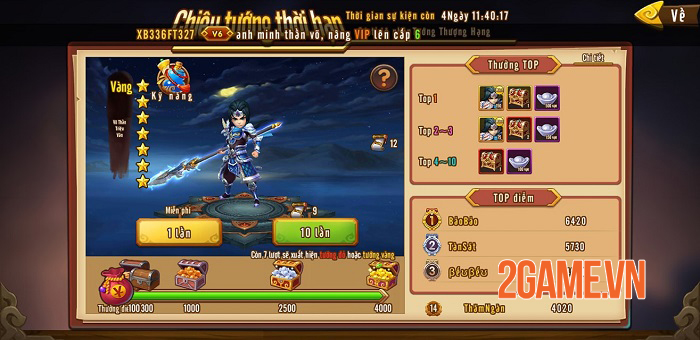 Tam Anh Thủ Thành - Game Tower Defense 3Q độc lạ giữa rừng game Việt 5