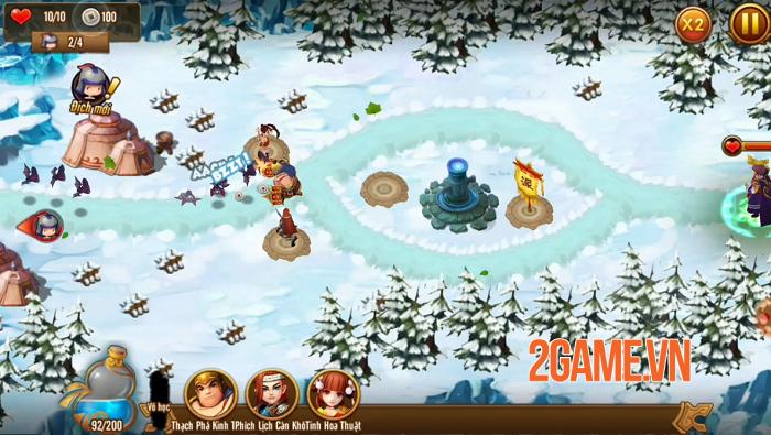 Tam Anh Thủ Thành - Game Tower Defense 3Q độc lạ giữa rừng game Việt 4