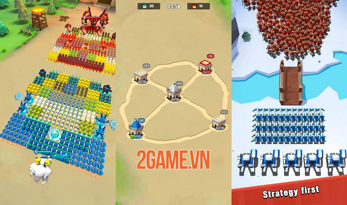 Art of War - Tựa game chiến thuật vui nhộn với các trận chiến ngoạn mục 1