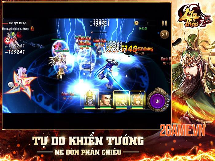 Ma Thần Tam Quốc - Game thẻ tướng đột phá lối chơi cập bến Việt Nam 3