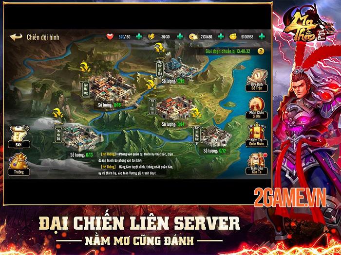 Ma Thần Tam Quốc - Game thẻ tướng đột phá lối chơi cập bến Việt Nam 2