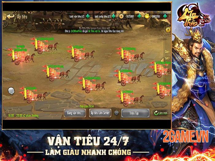 Ma Thần Tam Quốc - Game thẻ tướng đột phá lối chơi cập bến Việt Nam 4