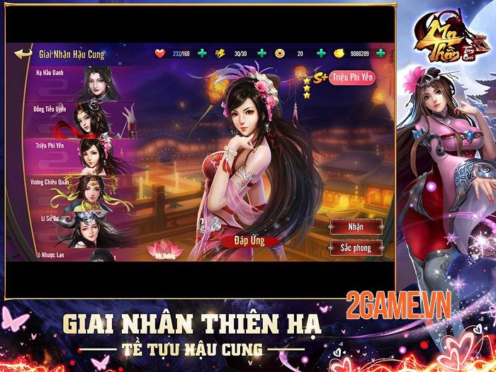 Ma Thần Tam Quốc - Game thẻ tướng đột phá lối chơi cập bến Việt Nam 1