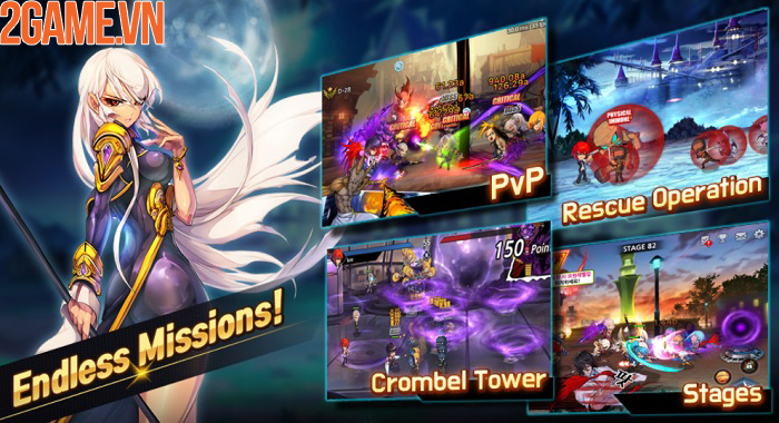 Noblesse Zero - game nhập vai dựa trên bộ truyện tranh số một Hàn Quốc 1