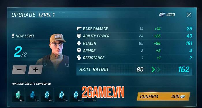 Tom Clancy Elite Squad dần chinh phục game thủ khi đi sâu khám phá 3