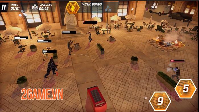 Tom Clancy Elite Squad dần chinh phục game thủ khi đi sâu khám phá 4