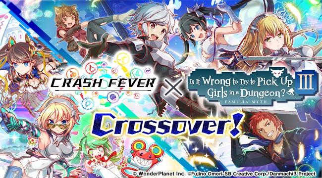 Crash Fever – Game nhập vai kết hợp các khối ma pháp đầy màu sắc