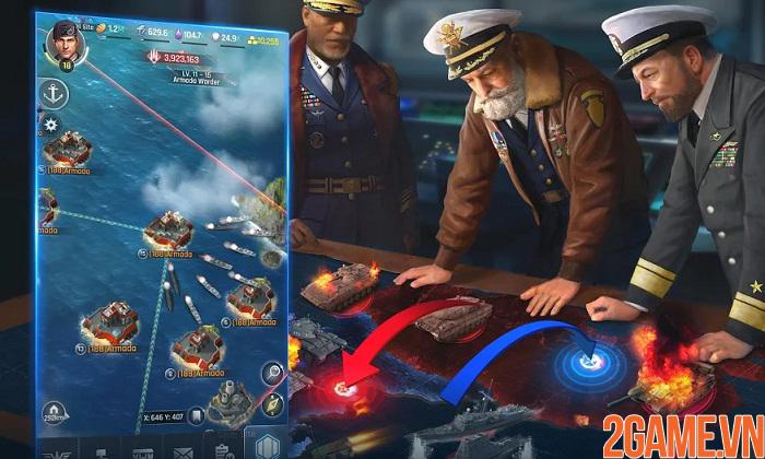 Gunship Battle Total Warfare - tái hiện lại những màn giao tranh quân sự 3