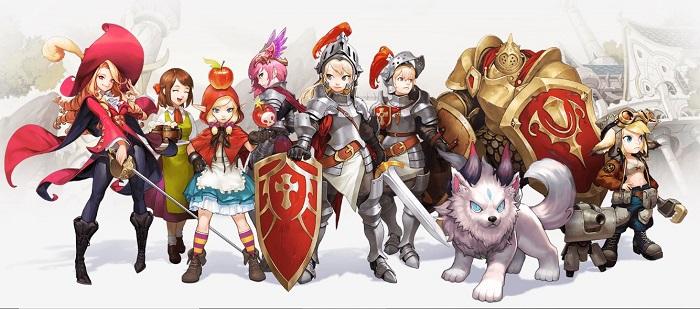 Guardian Tales - Dàn nhân vật anime kỳ quặc đưa bạn vào vòng xoáy hoài niệm 0