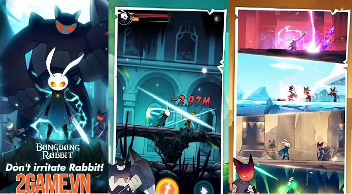 Bangbang Rabbit - game hành động với các pha PK vô cùng đặc sắc 0