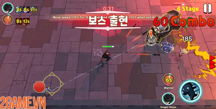 Khai phá bí cảnh và săn lùng quái vật trong game nhập vai Eternal Hunter 6