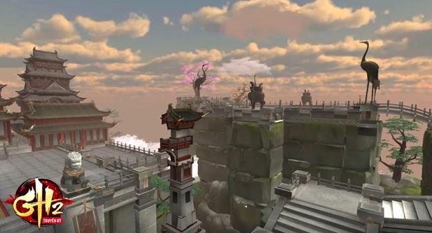 Thế giới tiên hiệp GH Truyền Kỳ sắp 'thay áo mới' từ đồ họa đến gameplay 7