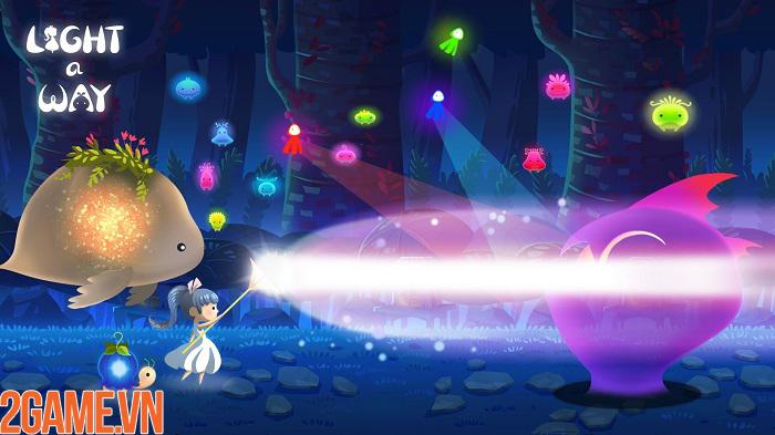 Light a Way - Thắp sáng thế giới bằng ánh sáng của thiên sứ toàn năng 1