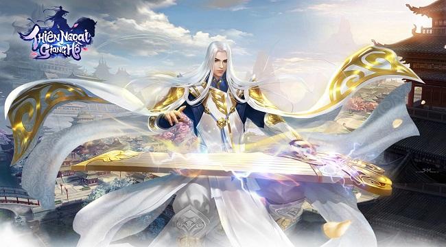 Thiên Ngoại Giang Hồ mở ra thế giới Võ Lâm rộng lớn thỏa chí anh hùng