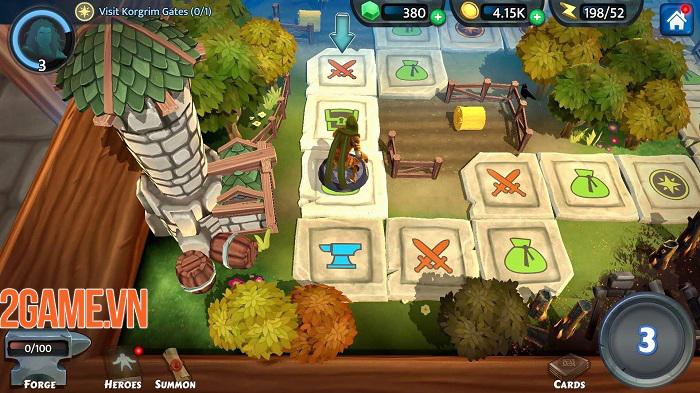 Heroes of Whitestone - Game nhập vai khám phá kỳ quan phong cách mới 1