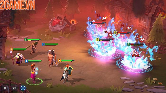 Heroes of Whitestone - Game nhập vai khám phá kỳ quan phong cách mới 4