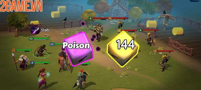 Heroes of Whitestone - Game nhập vai khám phá kỳ quan phong cách mới 6