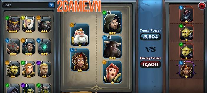 Heroes of Whitestone - Game nhập vai khám phá kỳ quan phong cách mới 7