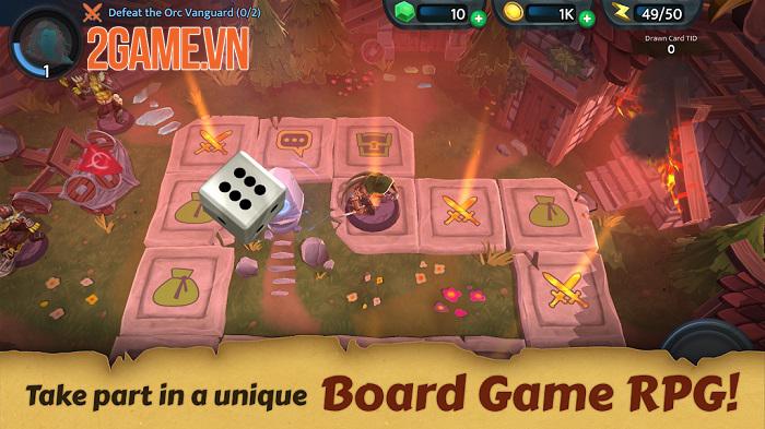 Heroes of Whitestone - Game nhập vai khám phá kỳ quan phong cách mới 8
